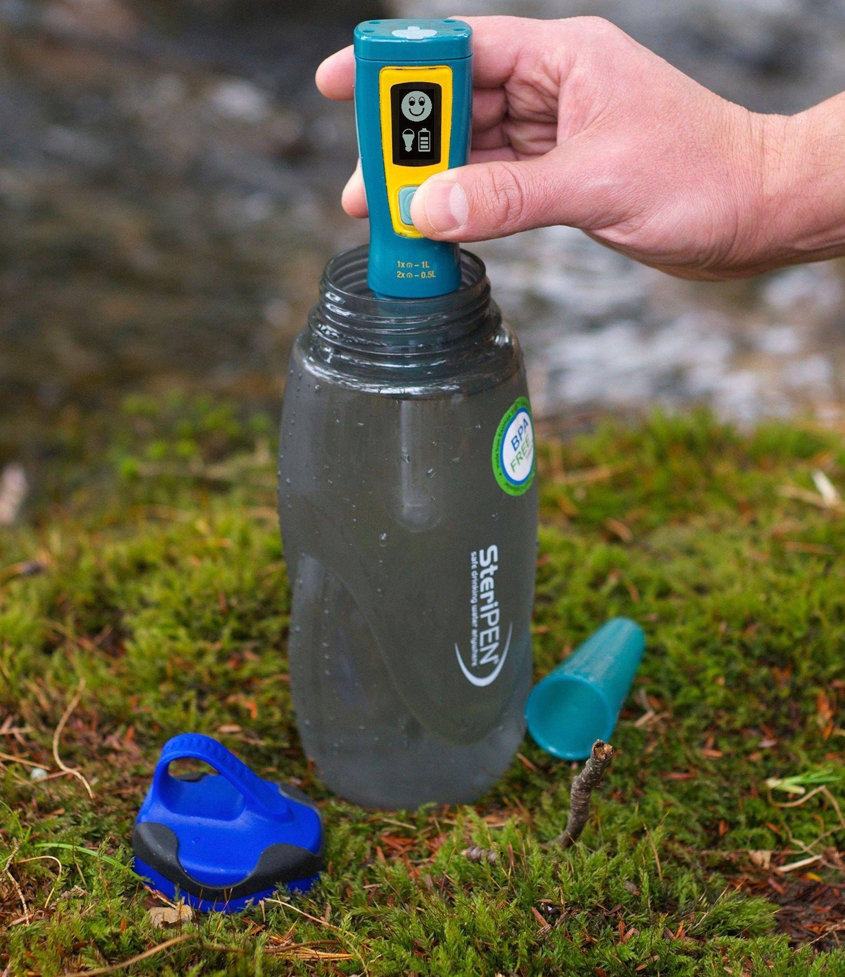 Katadyn Steripen Ultra UV Water Purifier REI Coop in