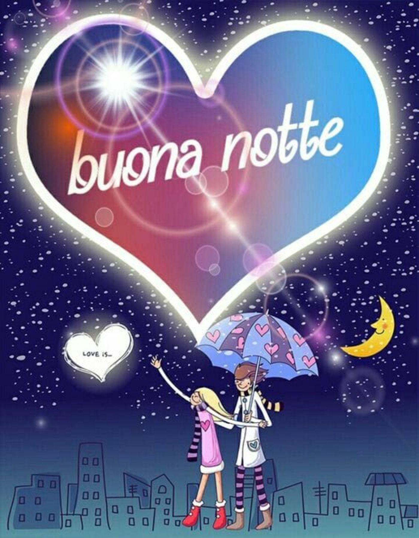 Buona Notte Col Cuore Buongiornissimocaffe It Buonanotte