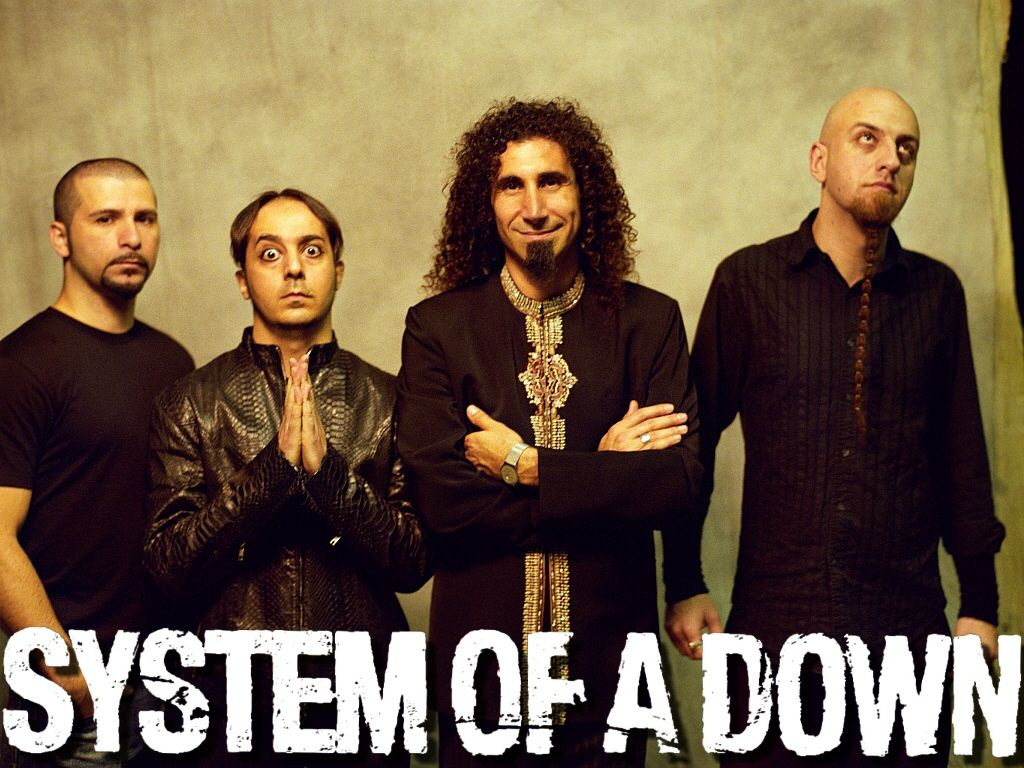 System Of A Down System Of A Down Down Song New Music