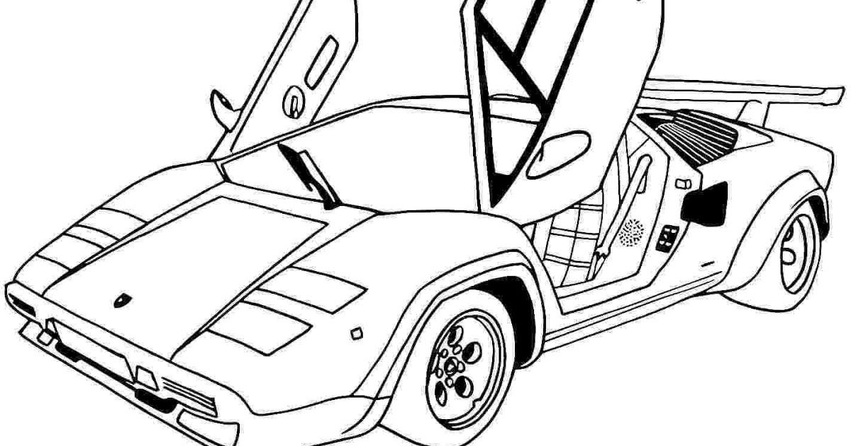 Pin By Nikarifrazier On Lamborghini Pictures In 2020 Truck Coloring Pages Cars Coloring Pages Lambo