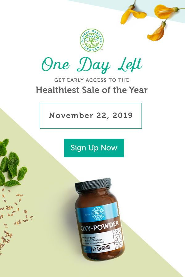 The #HealthiestSaleoftheYear is coming! Don't miss our on Global Healing Center supplements and cleanse programs with an added discount. Click to signup for early access and shop before everyone else.     #blackfridaysales #discountshopping #supplementsonsale #organicsupplements #vegansupplements #nongmo