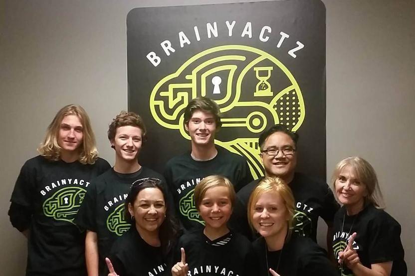 Brainy Actz Escape Rooms Mesa Provide Real Life Escape