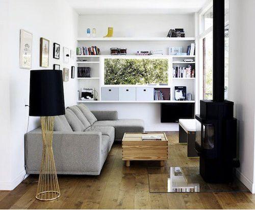 Aranżacja Małego Salonu Szukaj W Google Wnętrza Ev Planları