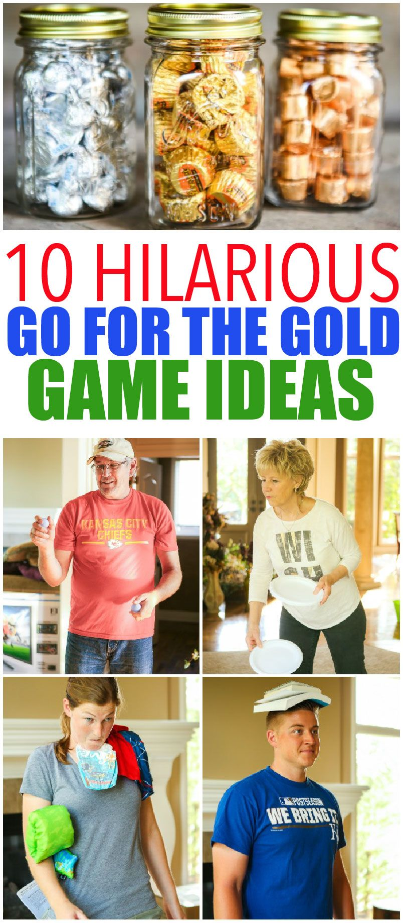 10 Hilarious Olympics Party Games That Are Perfect For Getting Ready The