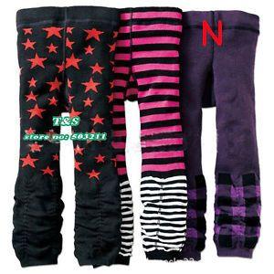 Baby Toddler Girls Pants Dance Outfit Nissen Leggings Jeggings