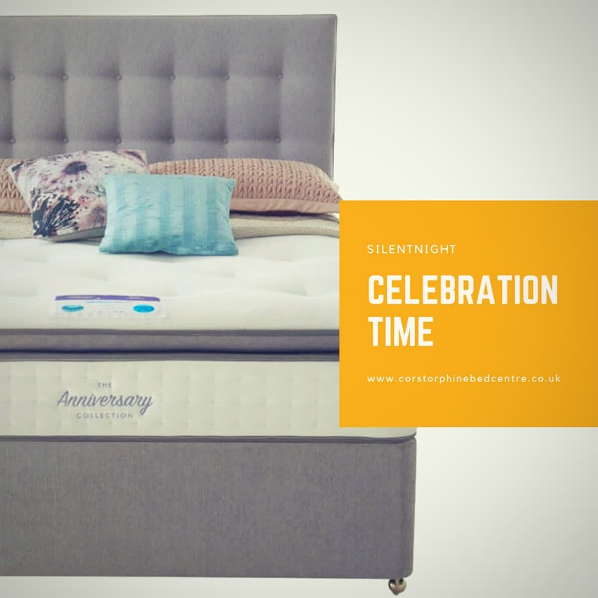 Silentnight Mattresses Luxury Tailor For You