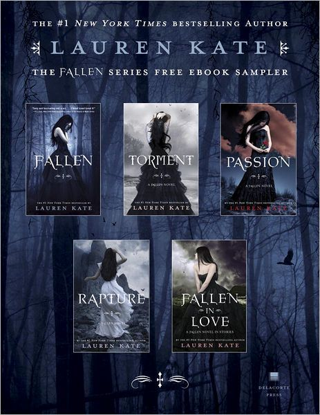 The Lauren Kate Fallen Series Ebook Sampler is the ultimate FREE introduction to the #1 New York Times bestselling series Fallen, the worldwide phenomenon. Featuring excerpts from all five of Lauren Kate's bestsellers, Fallen, Torment, Passion, Rapture, and Fallen in Love, this free ebook preview is the perfect way to introduce the atmospheric and compelling Fallen world of supernatural romance and fallen angels to readers.