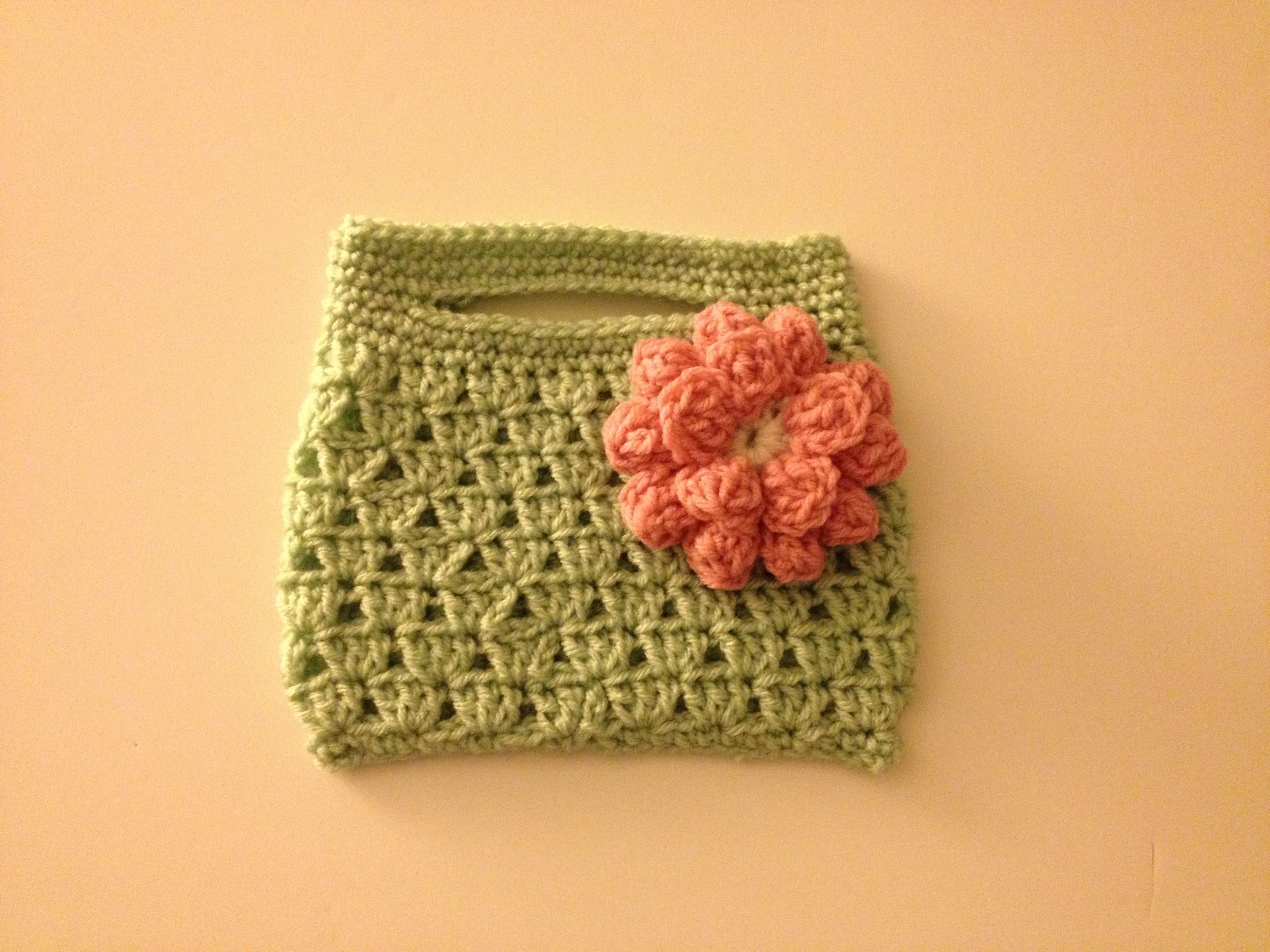 Cute little bag that I made for my 7-year old Goddaughter - see the ...