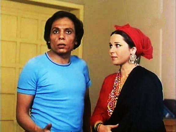 نورا مع عادل إمام - المحفظة معايا 1978 | Old movies, Egyptian actress,  Actresses