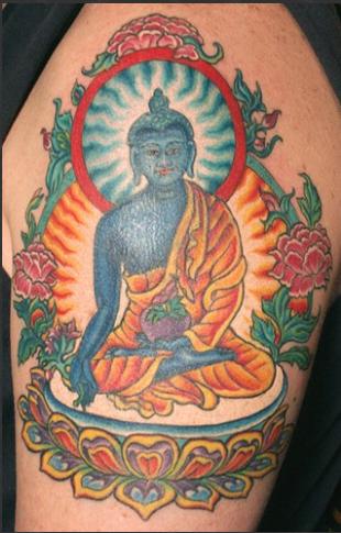 Picture Of Buddhist Symbol Tattoo Body Art Pinterest Buddhist
