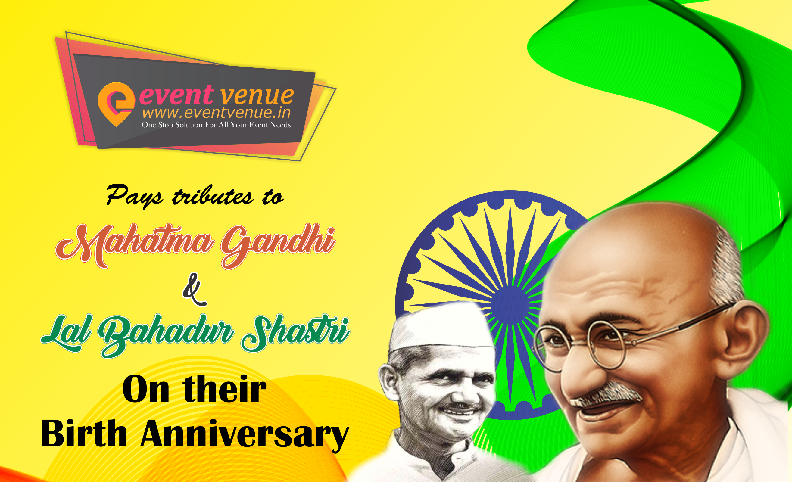 A sincere tribute to the great and inspiring leaders of