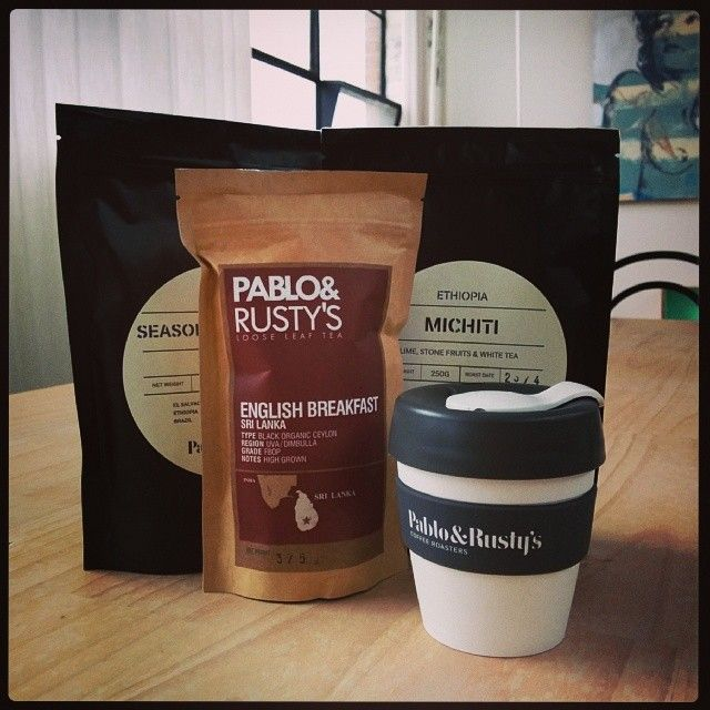 First order on the new Pablo & Rusty's website! Delicious as it is exciting! #p&r #pabloandrustys #bestcoffee #besttea @pabloandrusty @saturdayrusty