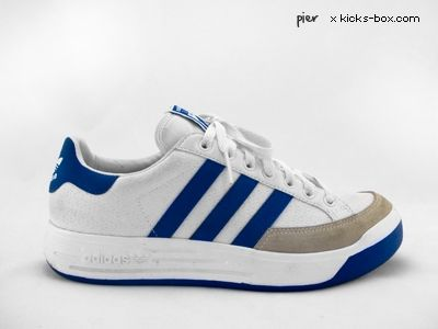 best sneakers 17ca0 5b332 My favorite shoe of all time. adidas Nastase. He was the original playboy  bad boy of tennis when I was a kid and I still think of him every time i  pull ...