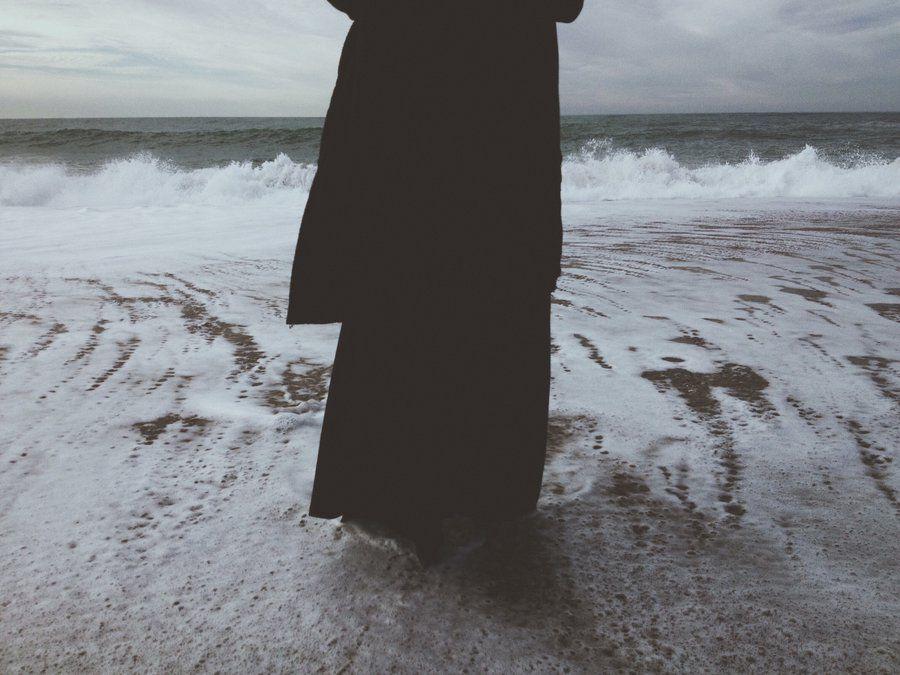 L'ecume by iamthewoodendoor