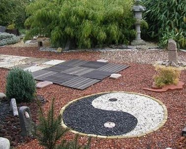 comment aménager un jardin zen ? | landscaping, garden ideas and, Garten ideen