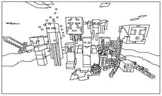 Free Printable Minecraft Coloring In Pages For Kids Custom 404 Page Coloriage Minecraft Coloriage Chaton Dessins Minecraft