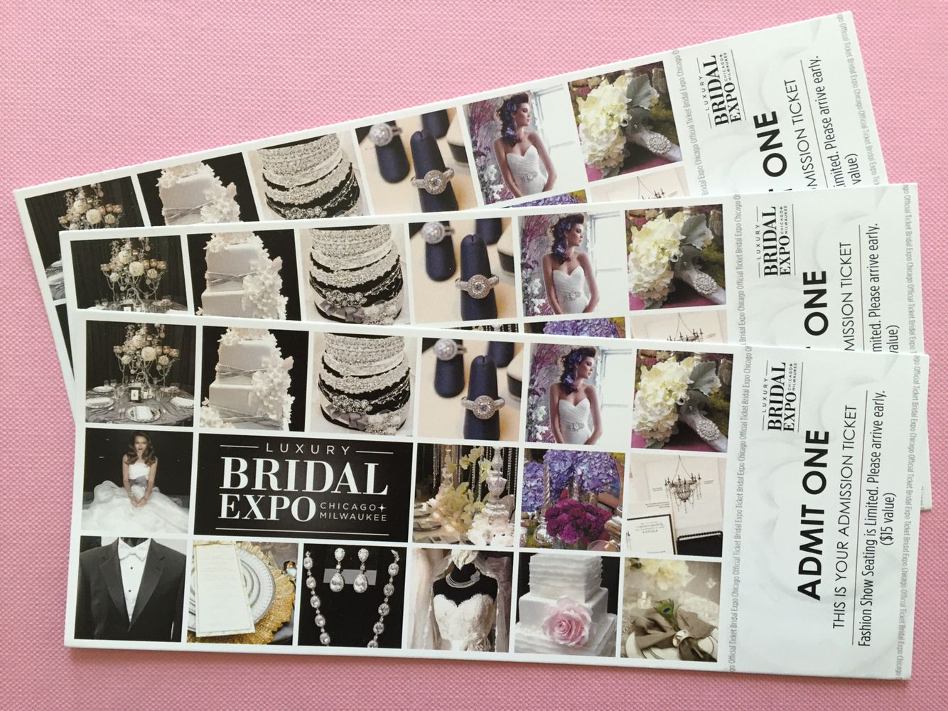 Wedicity is giving away tickets to the Bridal Expo Chicago show!! Good towards any show in 2016!   Wedicity will be featured at the June 12th show downtown! Comment below or message us for tickets!!