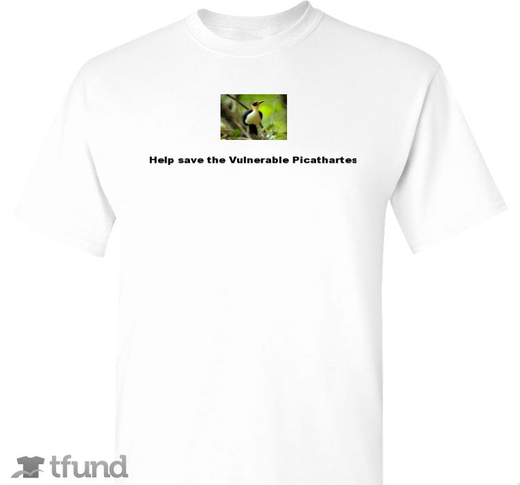 Check out www.african-eurasianmigratorybirds.com fundraiser t-shirt. Buy one & share it to help support the campaign!