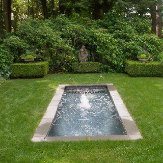 Dream Wading Pool Garden Pool Reflecting Pool Wading