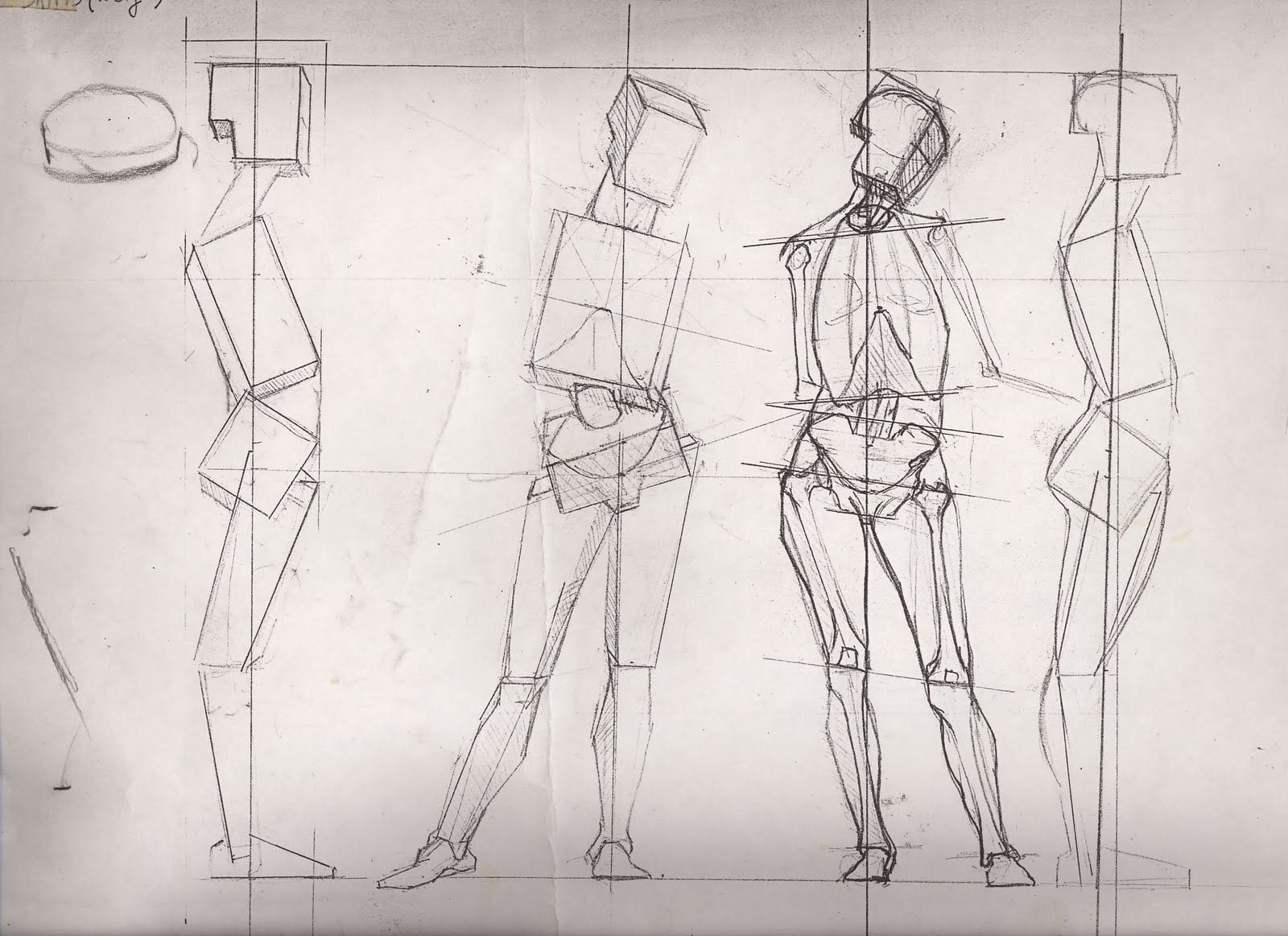 Constructive Figure Drawing.