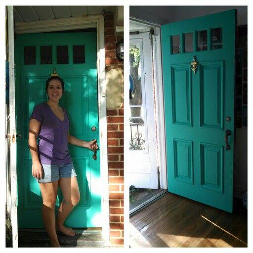 Best 25 House Exterior Design Ideas On Pinterest: Best 25+ Painted Exterior Doors Ideas On Pinterest