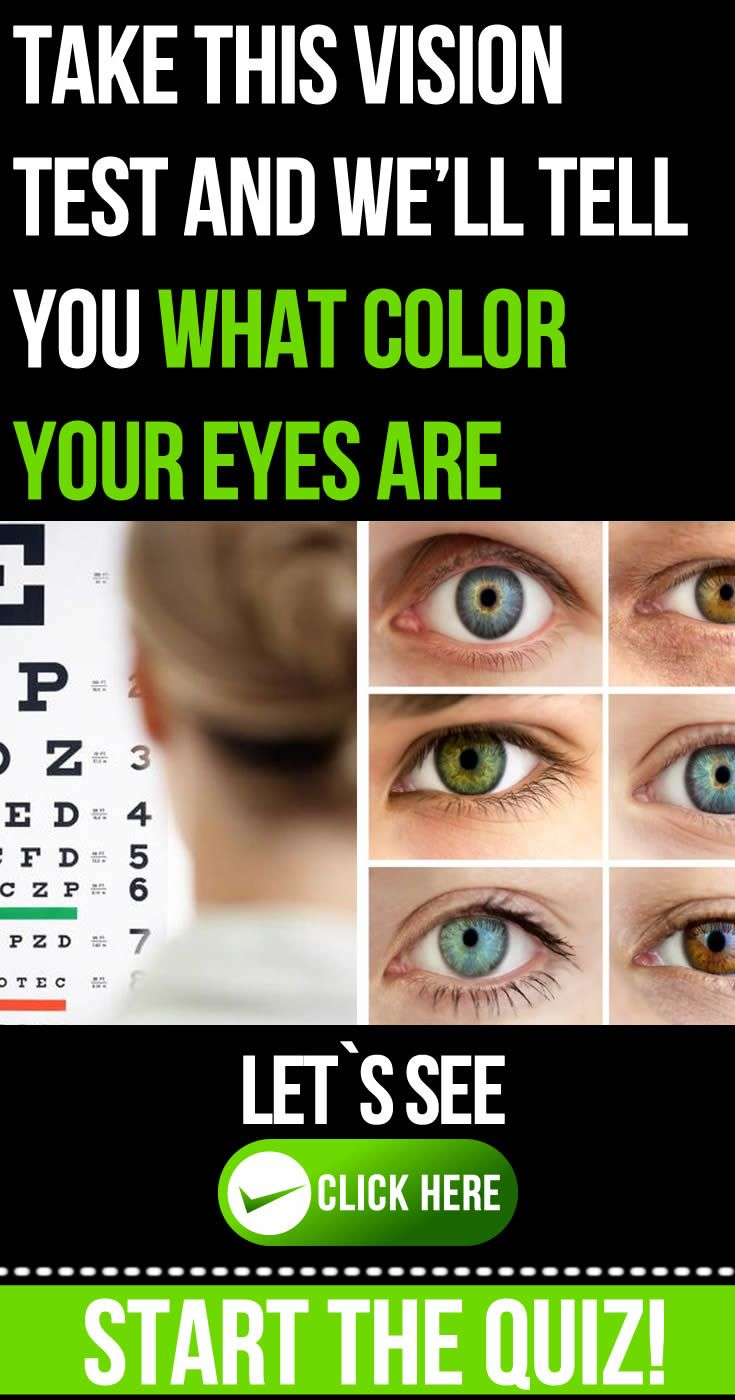 Photo of Take this eye test and we'll tell you what color your eyes are