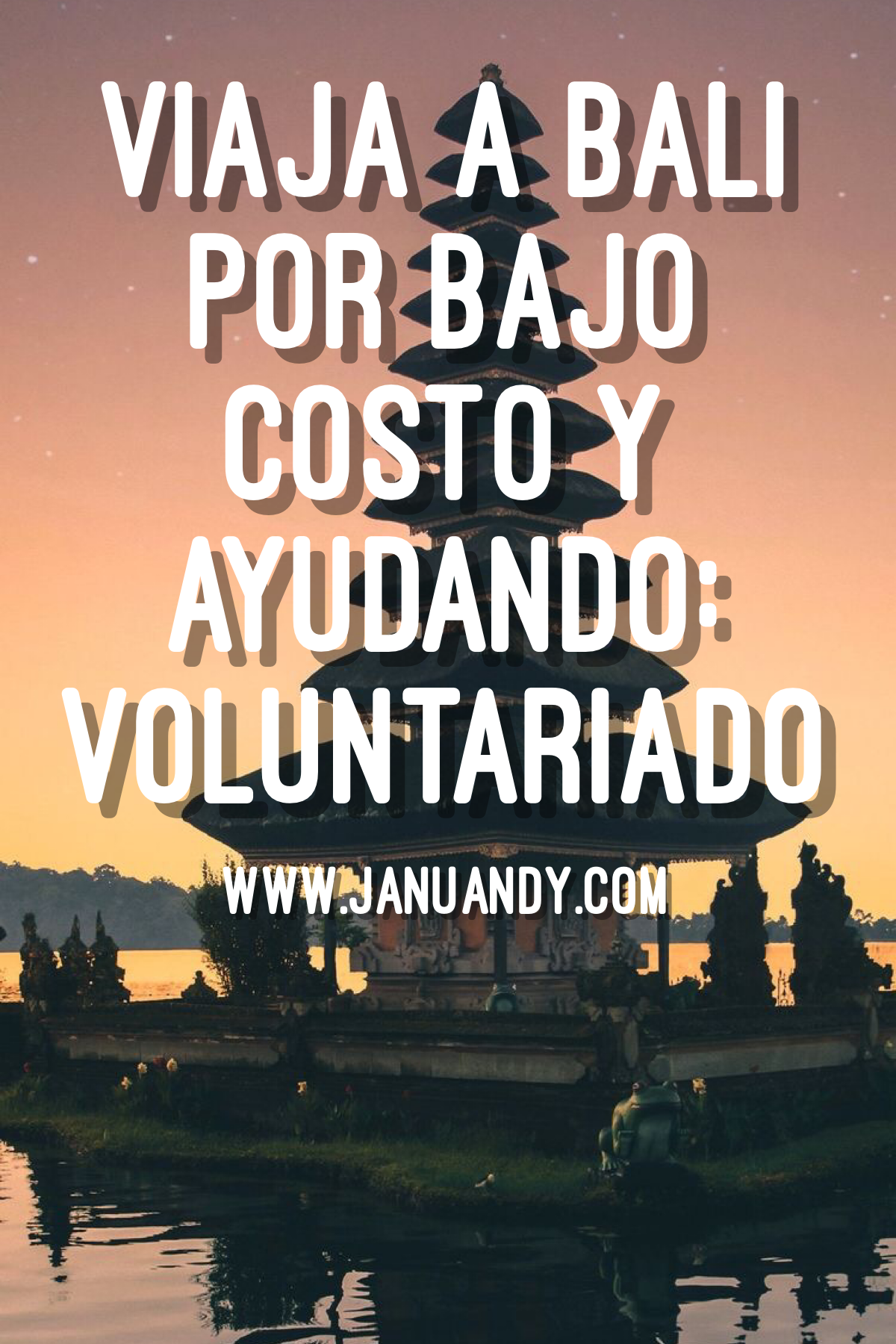 #volunteer #volunteering #voluntariado #viajes #viajesporelmundo #indonesia #travel #traveltips