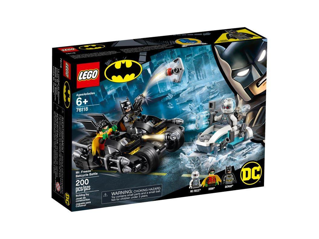 Pin en Lego dc