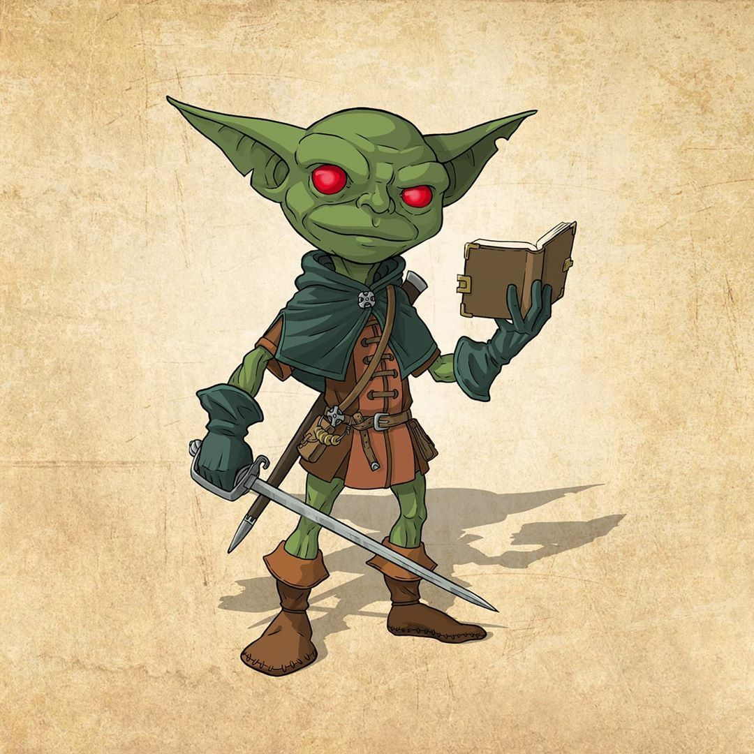 Mi Piace 96 Commenti 8 Makemeepic Make Me Epic Su Instagram Greshnek Durrak Goblin Headhunter I M Not An Ordinary Greenskin What It Means Is Mo I 2020