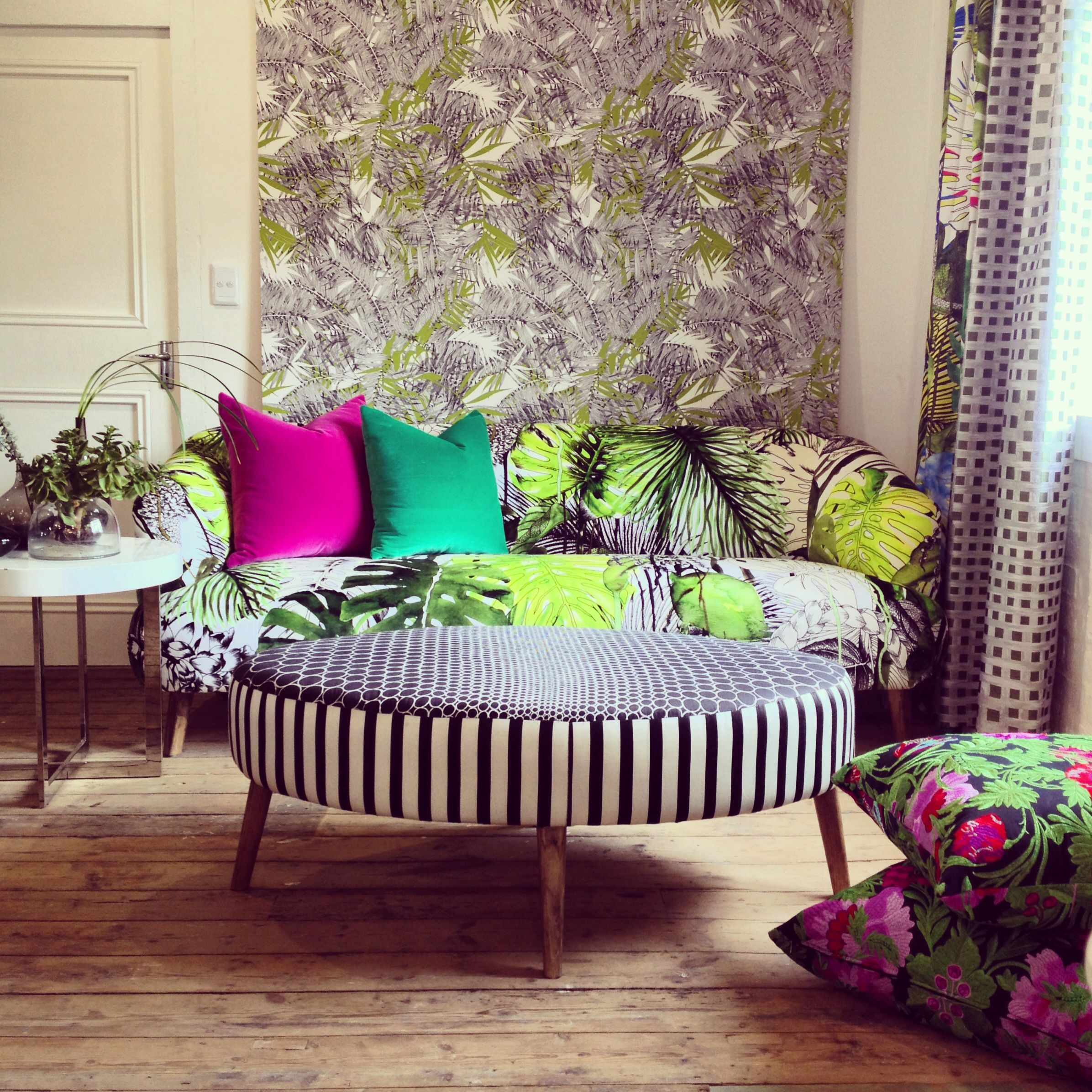 Christian Lacroix New Collection Belle Rives  Home Fabrics - Home designers collection