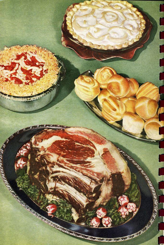 Robertshaw Roasting Retro recipes, Roast, Food
