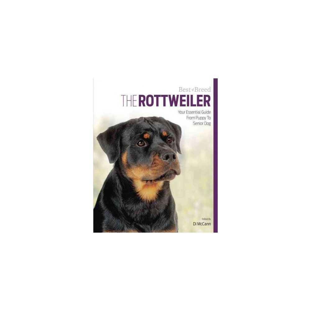 The Rottweiler Best Of Breed By Di Mccann Paperback