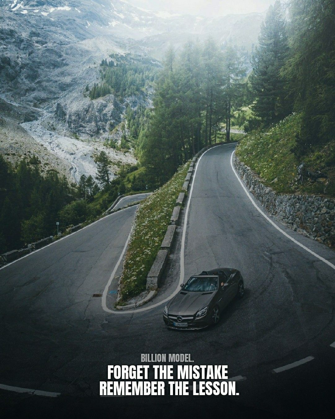 Forget The Mistake Remember The Lesson Quotes Cars Motivation