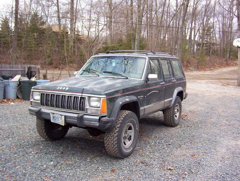 Xj Lift Tire Setup Thread Jeep Cherokee Forum Automotive