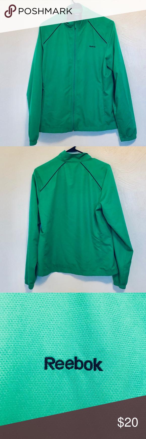 Reebok Green Active Jacket Reebok Green Active Jacket Size M Reebok Jackets Coats Clothes Design Active Jacket Jackets [ 1740 x 580 Pixel ]