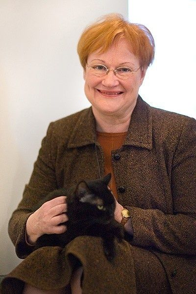President Tarja Halonen. 11. The President of the Republic of Finland 1.3. 2000 f72fa7b522