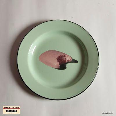 SELETTI WEARS TOILETPAPER Soap Plate