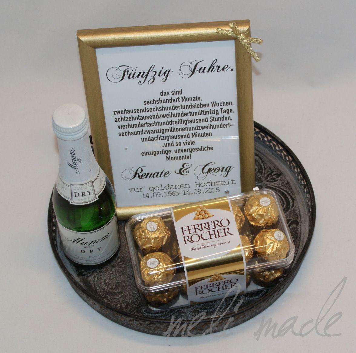 Dsc08510 Tipps Pinterest Goldene Hochzeit Geschenke Zur
