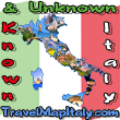 Find the destinations of your travel in Italy and many other useful info!