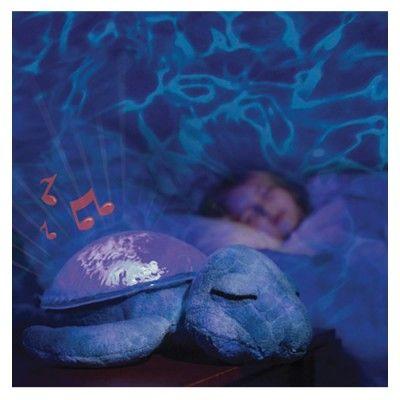 geniale tortue qui fait la mélodie de la mer et projette des vagues sur le plafond et les murs nature et decouvertes ou ailleurs
