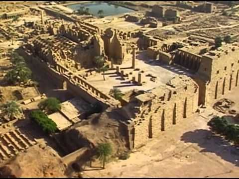 Amenhotep IV (Akhenaten), Tutankhamun, Ay and Seti I 1/3 - YouTube