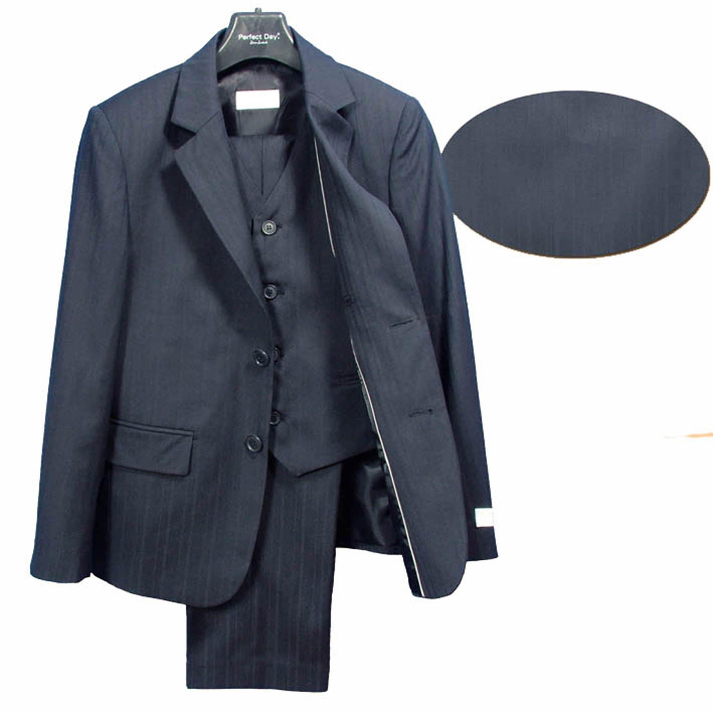 Kommunionanzug, Anzug für Jungs zur Kommunion, Nadelstreifen