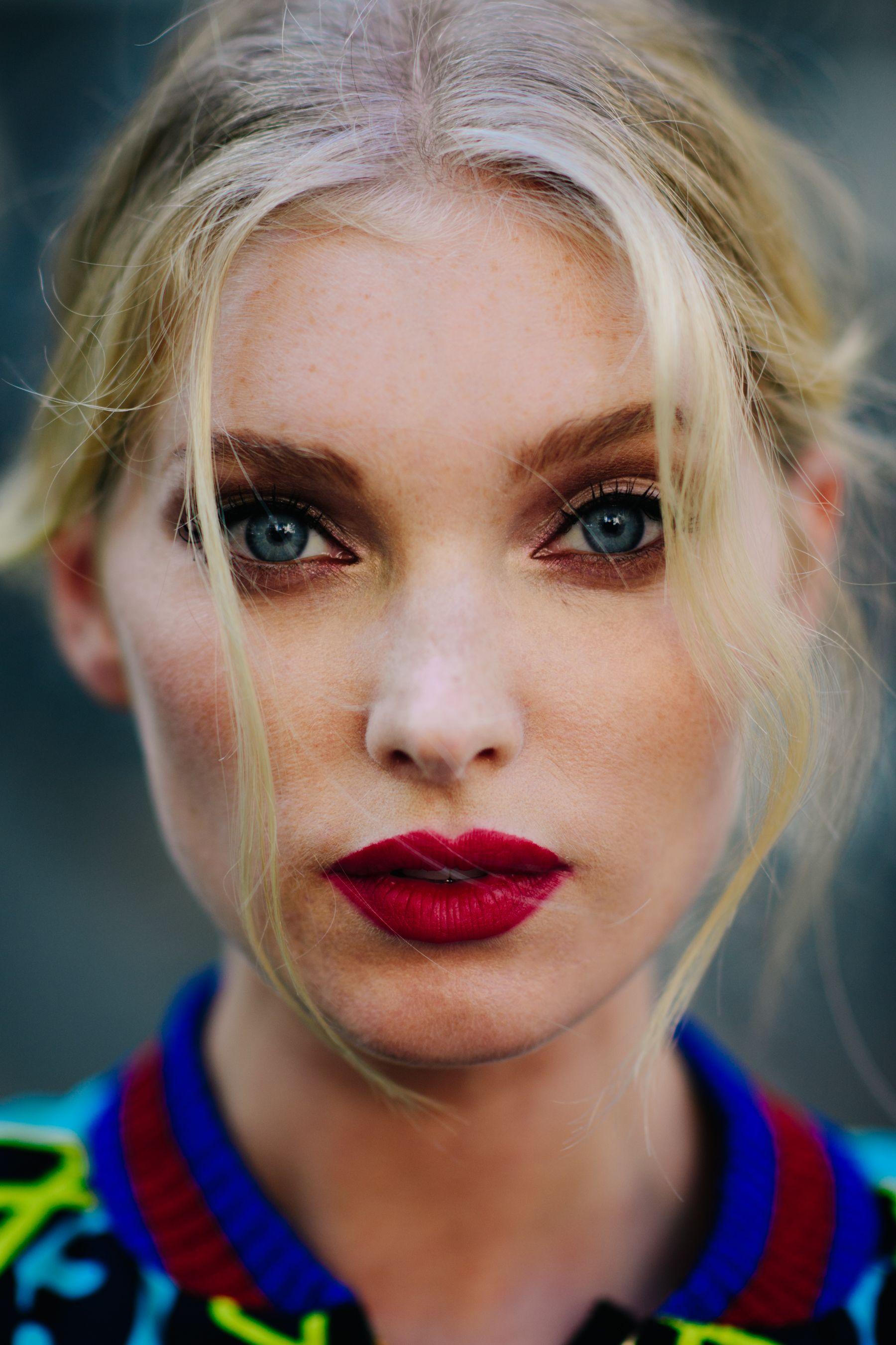 Elsa hosk milan found on httpsle21emeelsa hosk milan elsa hosk make up blonde baditri Image collections