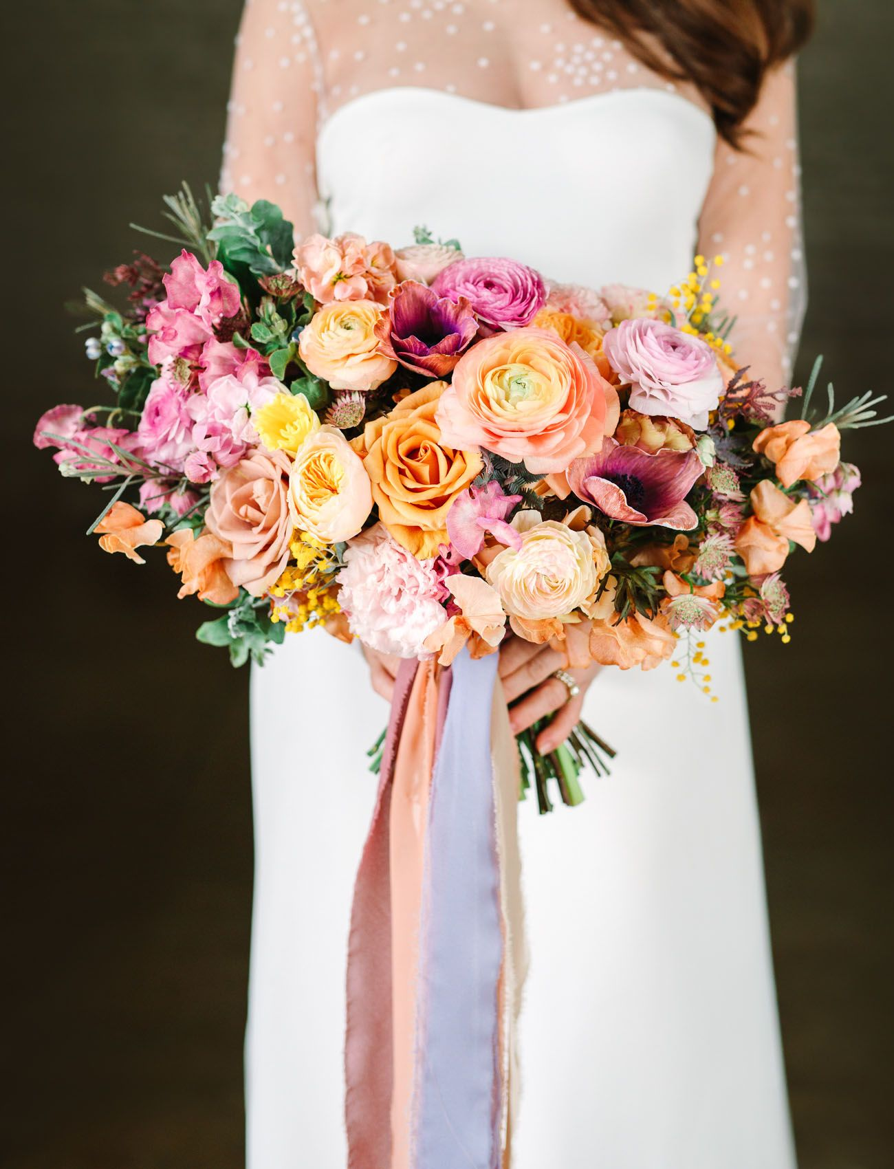 Pretty in Pastels: Fresh, Modern + Organic Wedding Inspiration in Los Angeles