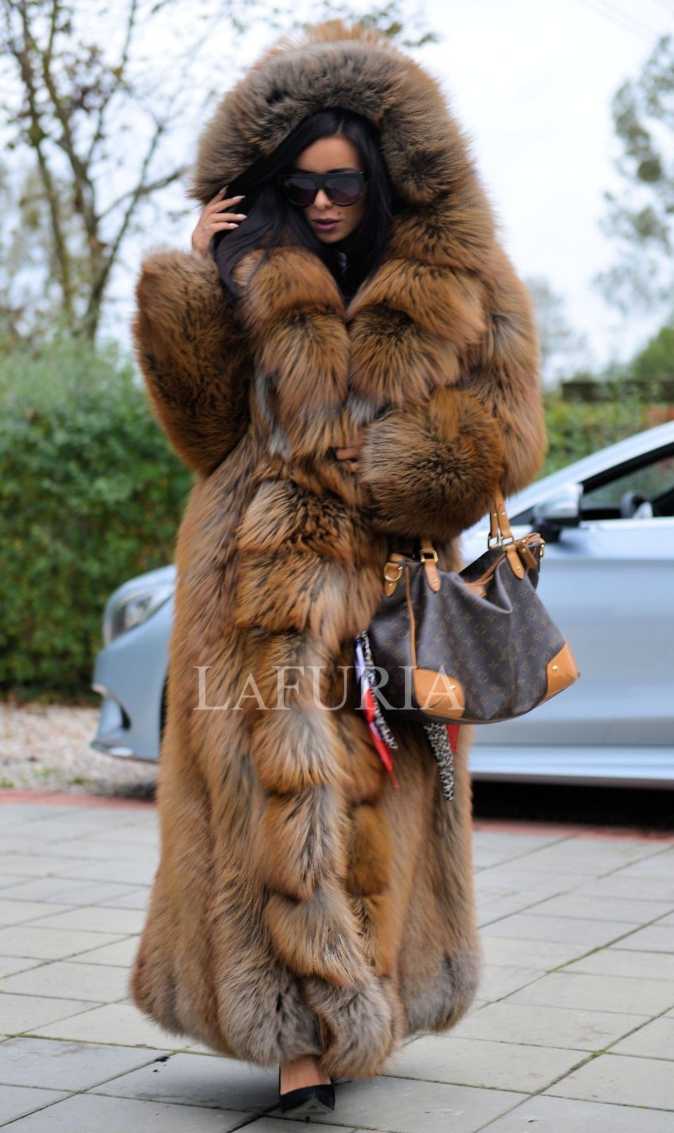 Pelzmantel damen ebay – Modische Jacken dieser Saison Foto Blog