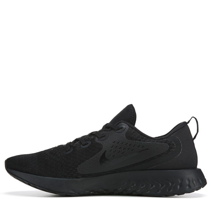 menor billetera Determinar con precisión  Nike Men's Legend React Running Shoes (Black/Black) | Nike running shoes  women, Running shoes for men, Running shoes fashion