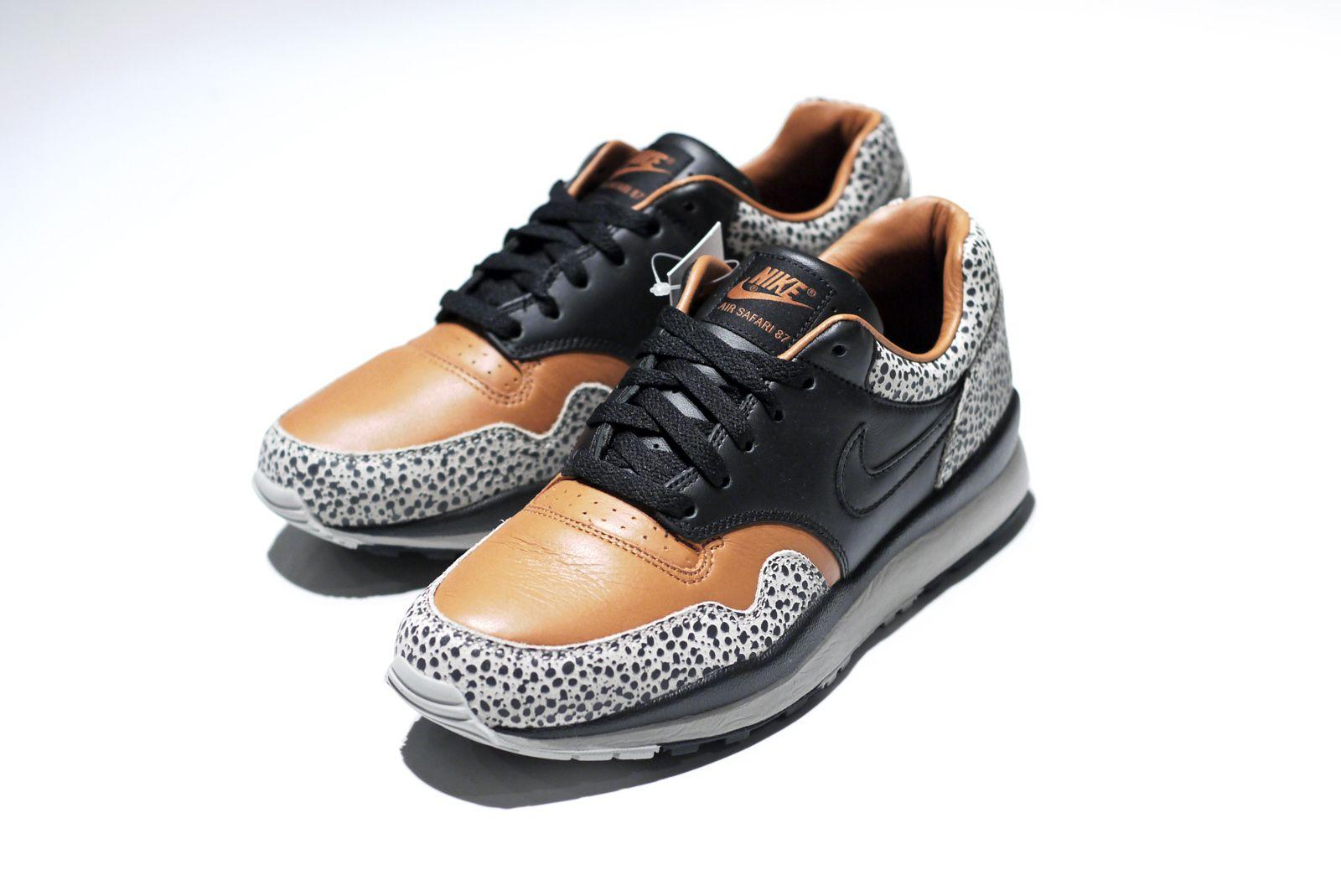 best sneakers 797a3 012a1 Nike Air Max 87 Safari Pack