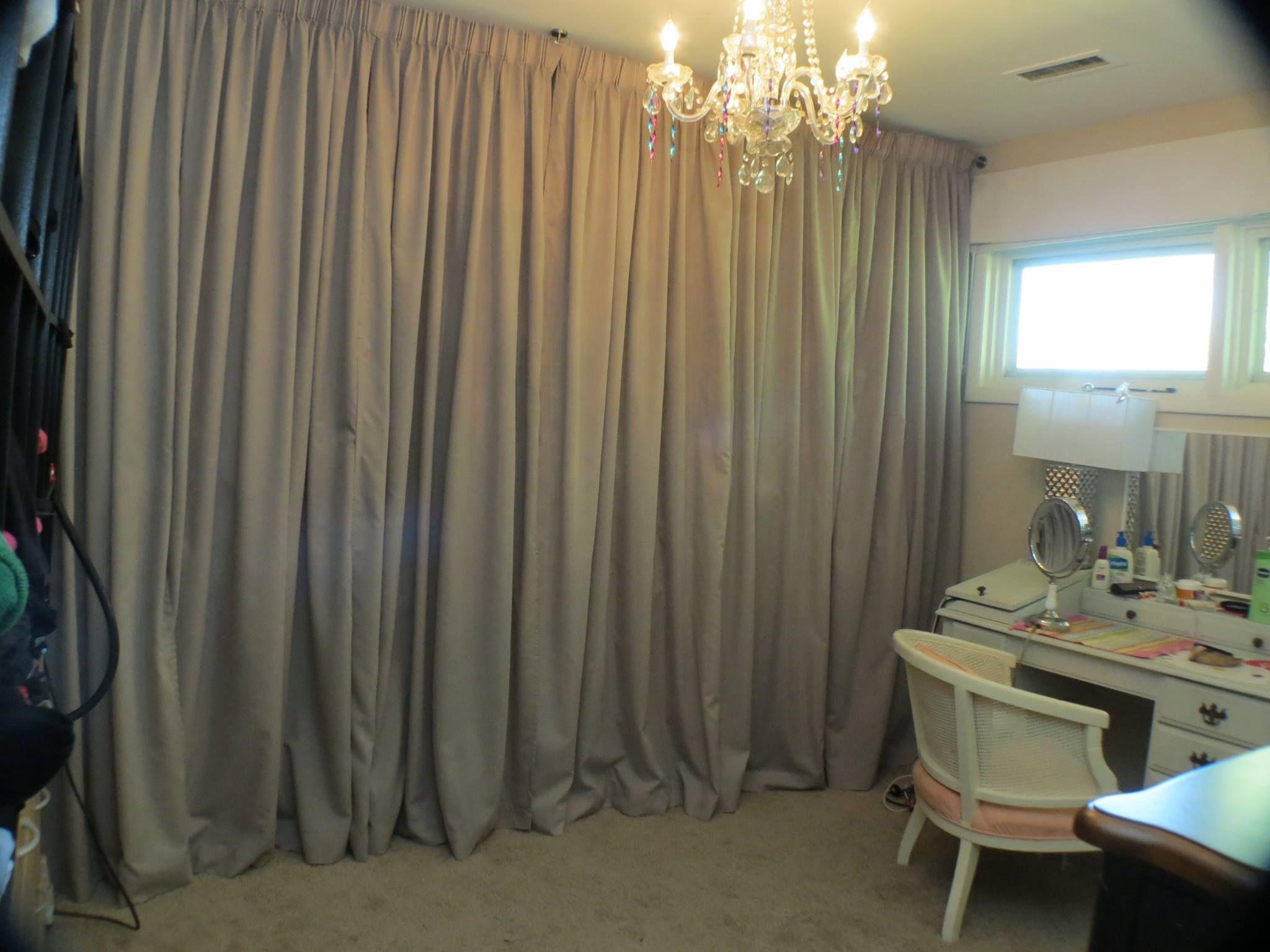 إغواء رسمية الهواء ikea wall curtains