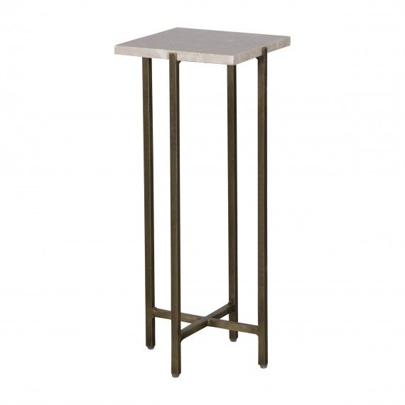 ZAHARA SQUARE DRINK TABLE   End Tables   Accent Tables   Living   HD  Buttercup Online