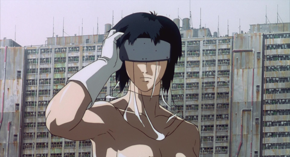 Ghost In The Shell Screencap And Image Fancaps Net In 2020 Ghost In The Shell Anime Anime Films